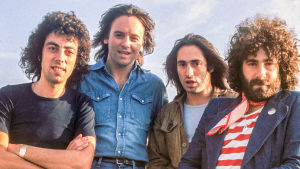 10cc-yhtye 1970-luvulla. Kuva dokumentista I'm Not in Love: 10cc:n tarina.