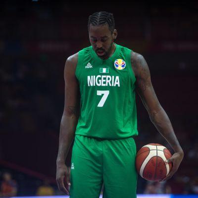 Nigerian Al-Farouq Aminu.