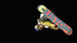 Roope Tonteri är regerande FIS-världsmästare i Big Air.