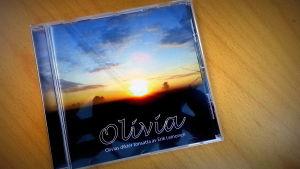 Omslaget till skivan Olivia