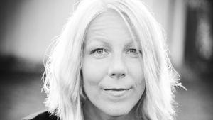Språkvårdare Charlotta Svenskberg.