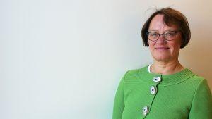 Kristina Wikberg på Kommunförbundet.