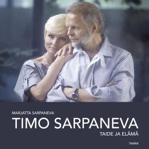 Pärmen till Marjatta Sarpanevas biografi över Timo Sarpaneva.