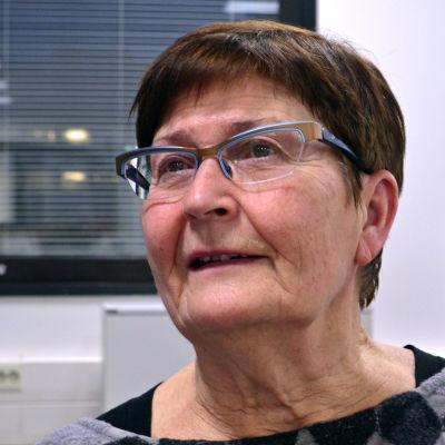 Maija Anttila leder social- och hälsovårdsnämnden i Helsingfors.