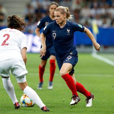 Ranska pelasi Norjaa vastaan MM-kisoissa 2019.