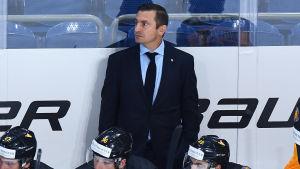 I november extraknäckte Ville Peltonen som tränare i det tyska landslaget.