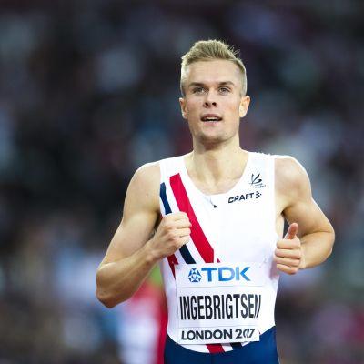 Filip Ingebrigtsen, VM 2017.