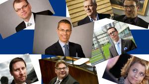 Partiledare i riksdagsvalet 2015.