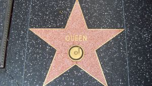 Queen, Hollywood Walk Of Fame