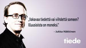 Blogisti Jukka Häkkinen
