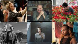 Ett collage med bilder från olika filmer.