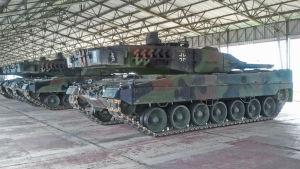 Tysk Leopard-pansarvagn
