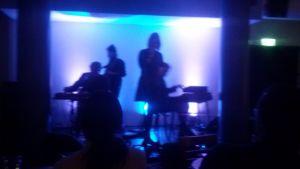 Liljor på scen