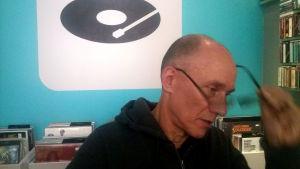 Skivhandlare Pekka Eronen