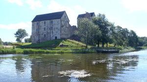 Kastelholms slott i Sund, Åland.