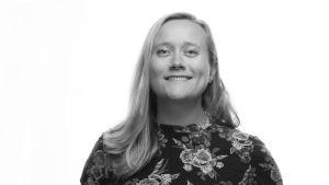 Isa Mårtensson är producent för Ung på Svenska Yle