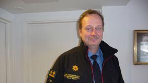 Räddningsdirektör Tero Mäki