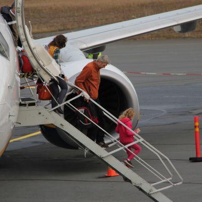 Ryanairin viimeinen lento