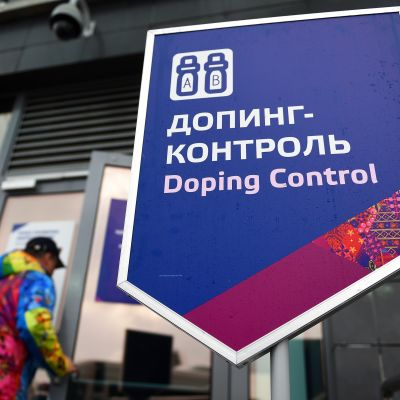 Venäjä Sotshi dopinglaboratorio