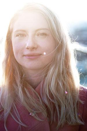 Porträtt på Polina Kantola