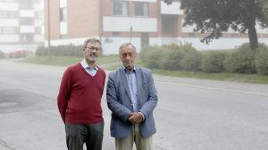 Michael Luther och Hans Frantz