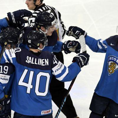 Finlands andra kedja fixade 1-0-målet mot Slovenien.