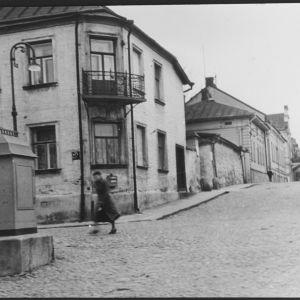 näkymä Viipurin vanhasta kaupungista