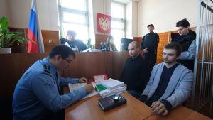 Ruslan Sokolovsky dömdes för att ha spelat Pokémon Go i en rysk kyrka