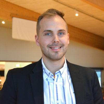 Porträtt Martin Norrgård