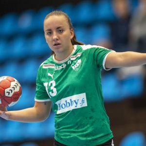 Carolina Rehnberg.