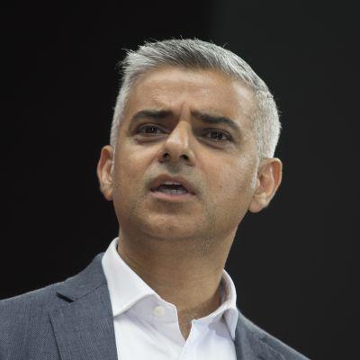 Lontoon pormestari Sadiq Khan