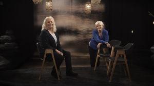 Anne Flinkkilä ja Maarit Tastula palaavat ruutuun uudessa keskusteluohjelmassa.