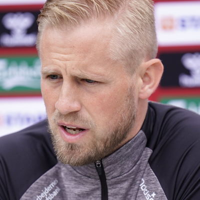 Kasper Schmeichel tror fortfarande på Danmark.