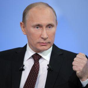 Premiärminister Vladimir Putin