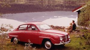 Saab 96 (1967)