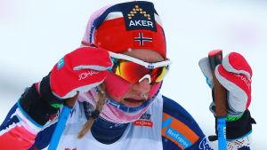 Martine Ek Hagen, norsk skidåkare.