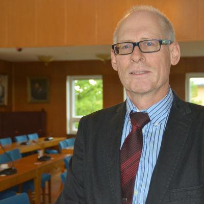 Henrik Ekblom, vd karis Telefon.