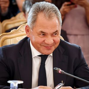 Sergej Sjoigu, Rysslands försvarsminister