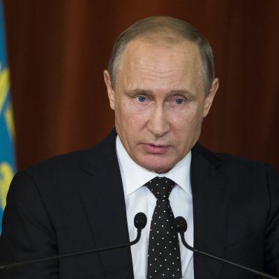 Vladimir Putin i Moskva den 30 juni 2016.