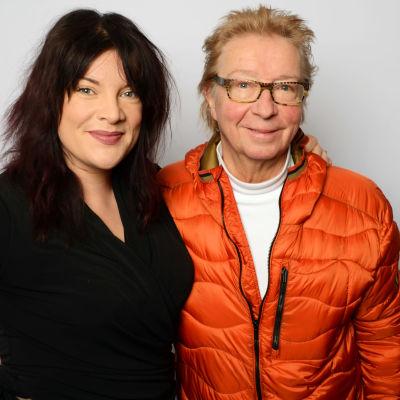Hanna Pakarinen ja Kisu Jernström