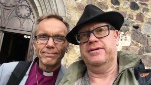 Biskopen och jag