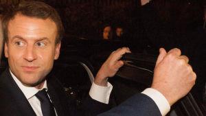 Bild av Emmanuel Macron