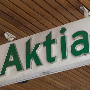 Aktias logo