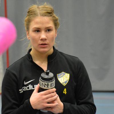 Ellen Norrgrann, november 2017.