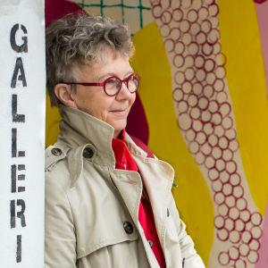 Konstnär Ylva Holländer