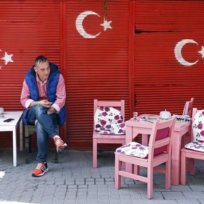 Folkomröstning i Turkiet.