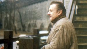 Esko Salminen elokuvassa Marraskuun harmaa valo