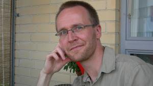 Jussi Lassila, forskardoktor vid Alexandersinstitutet vid HU.