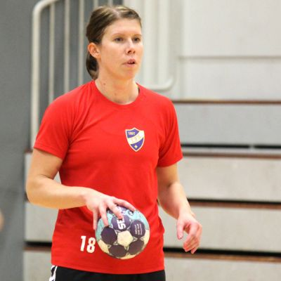 Linda Cainberg inför säsongen 2017-18.