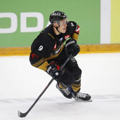 Jesse Puljujärvi, kuva 30.8. 2019